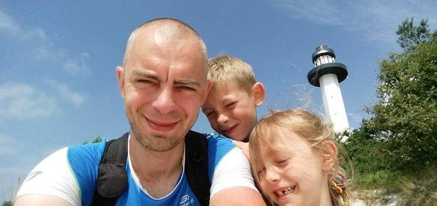 Bornholm na rowerach z dziećmi – Dzień 5