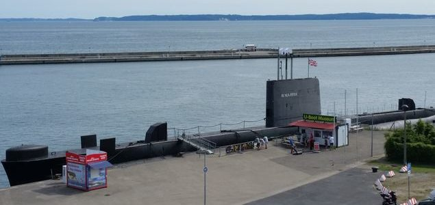 Okręt podwodny w Sassnitz – U-Boot HMS Otus
