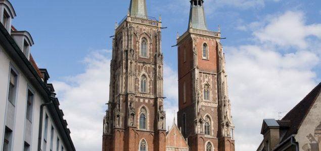 Punkt widokowy na Katedrze Wrocławskiej