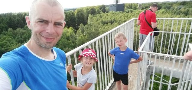 Bornholm na rowerach – Dzień 6/7: Las Almindingen