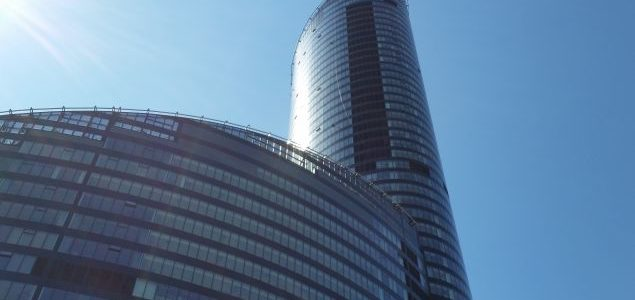 Sky Tower – najwyższy budynek w Polsce