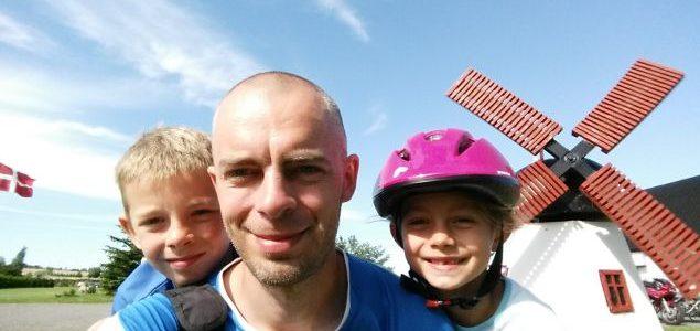 Tygodniowa wyprawa rowerowa z dziećmi na Bornholm