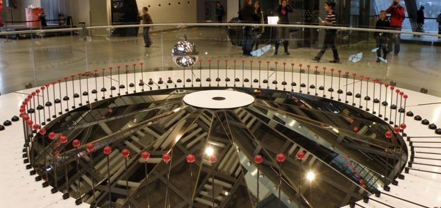 W Centrum Nauki Kopernik