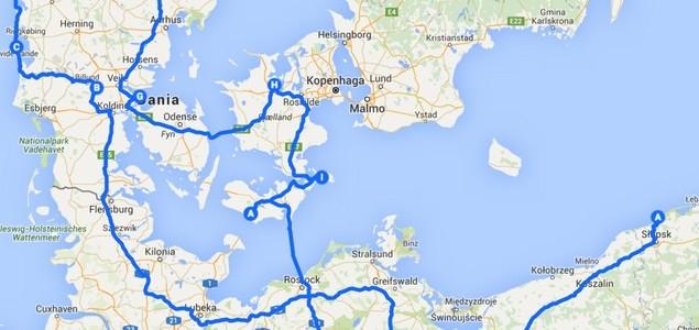 2014 – Wakacje w Danii