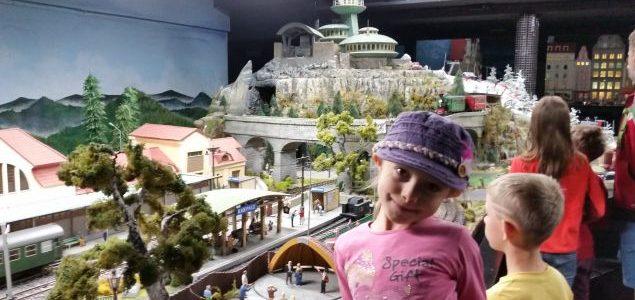 Kolejkowo – największa makieta kolejowa w Polsce