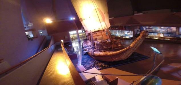 Kon-Tiki Museet – Muzeum wyprawy Kon-Tiki