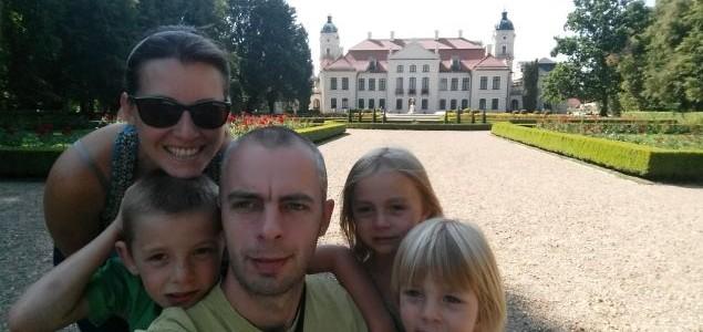 Kozłówka – Pałac Zamoyskich