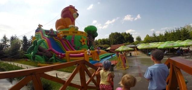 """Rodzinny Park Rozrywki """"Nowa Holandia"""" w Elblągu"""