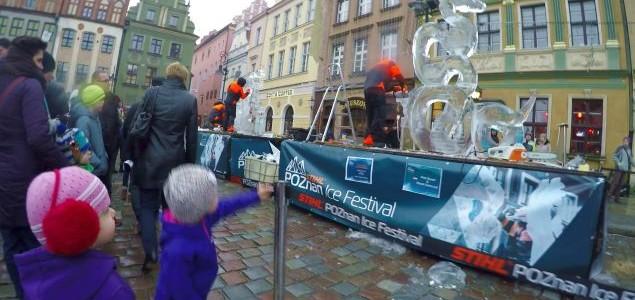 STIHL Poznań Ice Festival 2015