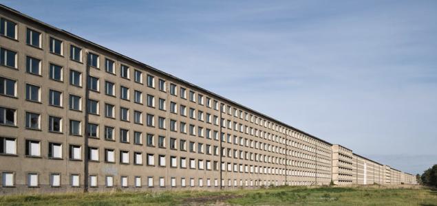 Prora – opuszczony resort nazistów