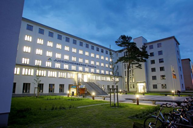 Prora - hostel Jugendherberge