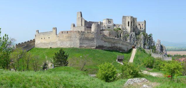 Poprad i Zamek w Spiszu