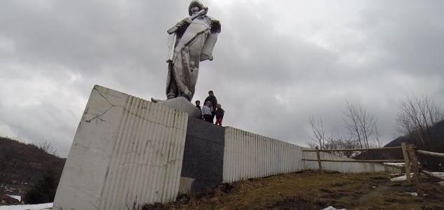 Pomnik Juraja Janosika
